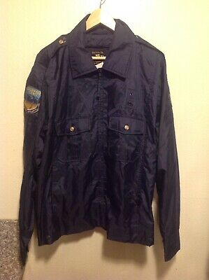 1343a8d407b QUARTERMASTER LAW PRO Security Guard Police Classic Bomber Jacket ...
