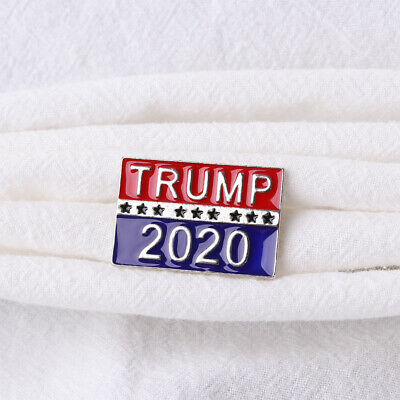 2020 President Donald Trump Keep America Great Metal Pin
