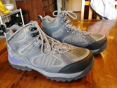 beecddc8369 EARTH SPIRIT WOMENS Stockholm Waterproof Hiking Boots Shoes 10488751 ...