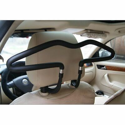 Car Seat Coat Hanger Headrest Metal Clothes Jacket Suit Shirt For