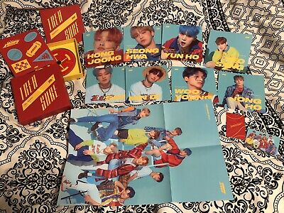Ateez Treasure Ep. 3: One To All Illusion Version