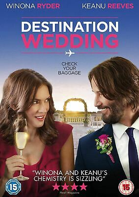 Destination Wedding [DVD] [2019]