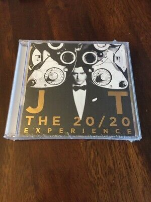 Justin Timberlake The 20/20 Experience Cd 2013 RCA Records