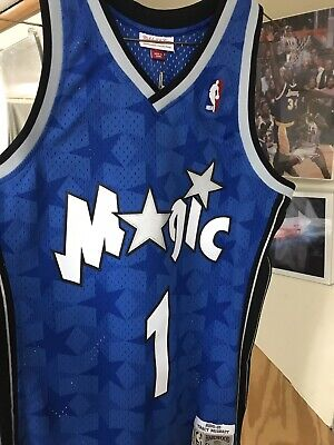 cheap for discount 0b250 6d6a4 NEW AUTHENTIC TRACY McGrady Magic Nike Swingman Jersey Kids ...