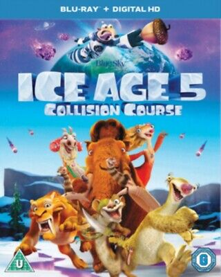 Ice Age 5: Collision Course BLU-RAY *NEW & SEALED*