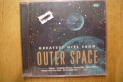Greatest Hits From Outer Space (Compilation) CD Album 24 Titres- 2013 -NEUF