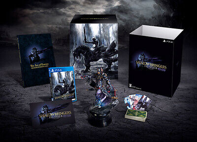 NEW Square Enix PS4 Final Fantasy XIV SHADOWBRINGERS Collector's Edition Japan
