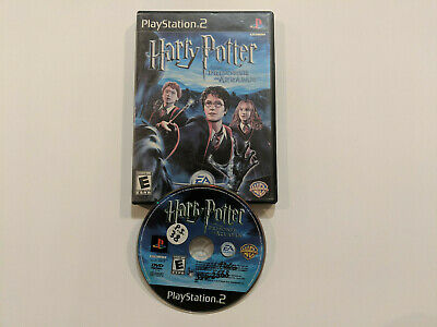 Harry Potter and the Prisoner of Azkaban (Sony PlayStation 2, 2004) PS2 tested
