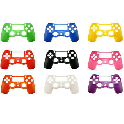 PS4 Controller Faceplate Front Shell Housing For New V2 Dualshock 4 Controller