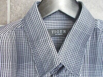 TIGER OF SWEDEN shirt...large...mint condition...