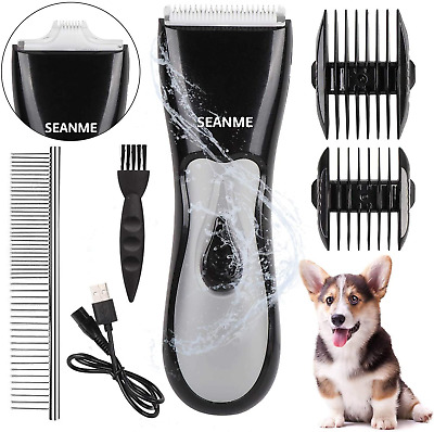 Wahl Clipper Pet-Pro Dog Grooming Quiet Heavy Duty Electric Dog Clippers metal