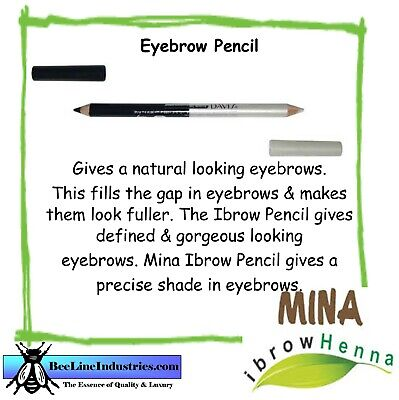 Mina iBrow Henna Eyebrow Pencil