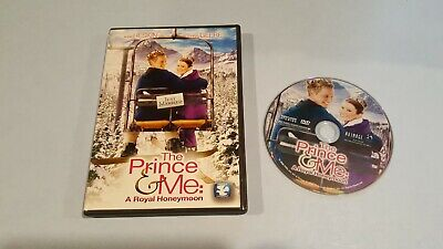 The Prince Me 3: A Royal Honeymoon (DVD, 2008)