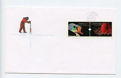 Canada FDC #2204-05 International Polar Year 2007 73-6