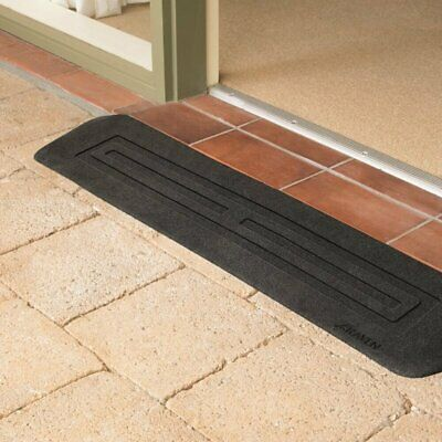 Raven Rubber Threshold Ramp - 25mm
