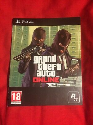 Grand Theft Auto V $200,000 In Game Currency Playstation 4 Code Only No Game