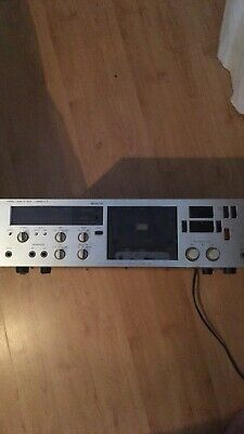 Luxman K 10 Like New Deck No Mech Remote