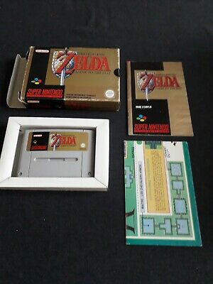 The Legend Of Zelda A Link To The Past Nintendo Snes