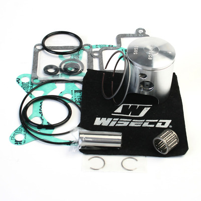 Wiseco Motorcycle Top End Piston W// Gasket Kit 52MM Stock Compression PK1644