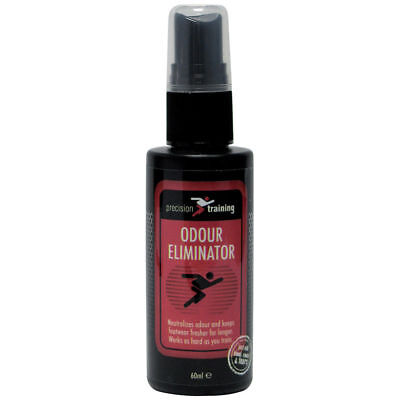 6 x Precision Footwear Odour Eliminator Spray 60ml Bottle