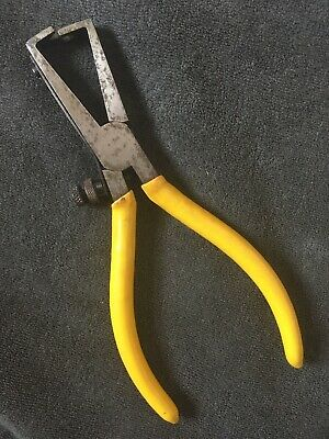 "George Plumpton Vintage 6 1/2"" Wire / Cable Strippers"