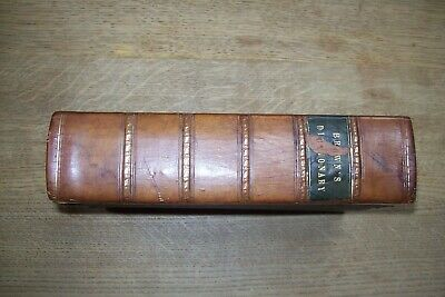 (B4.3)  1868 A Dictionary of the Holy Bible and concordance the Holy scriptures