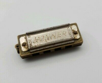 Hohner Little Lady Miniature Harmonica on a Keyring Great Fun Gift RRP £14.99