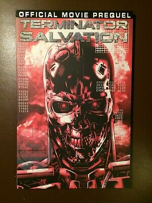 IDW : TERMINATOR  SALVATION MOVIE PREQUEL , Softcover Graphic Novel , 2009