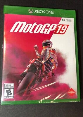 MotoGP 19 (XBOX ONE) NEW