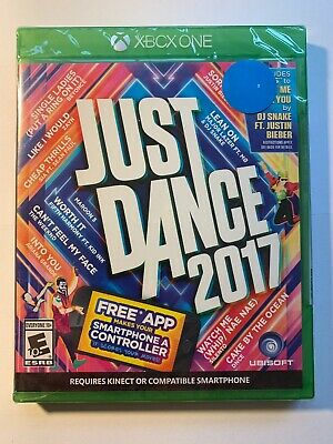 Just Dance 2017 Xbox One ~ Brand New ~ Free Shipping
