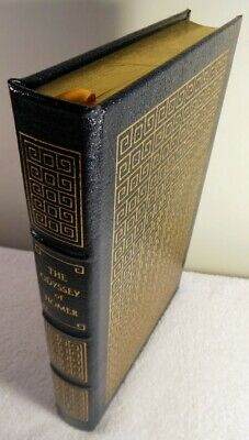 The Odyssey of Homer - Alexander Pope, trans. (1978 Leather, Easton Press)