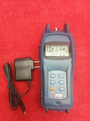 Trilithic XFTP TR-3 CATV Signal Level Meter 46 MHz to 1 GHz Frequency TR3 NICE!