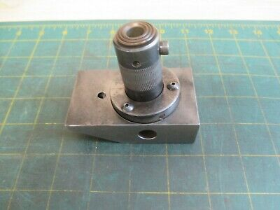 Machinist Tools * End Mill Sharpening Fixture
