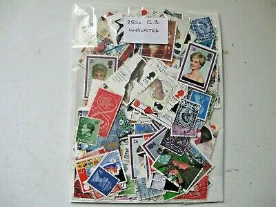 Special Offer, 250+ World Stamps, Unsorted Off Paper ,   (5)