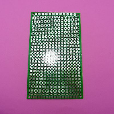 9 x 15cm Soldering Universal Circuit Board Single Side Glass Fiber 2.54mm PCB