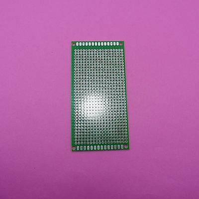 5x10cm FR-4 Soldering Universal Circuit Board Single Side 2.54mm PCB Fiber Glass