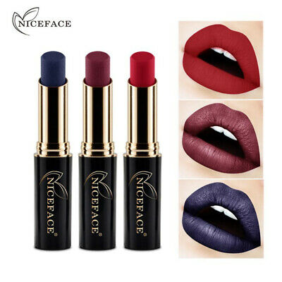 Liquid Lipstick Velvet Matte Lip Gloss Women Beauty Makeup Cosmetic Long Lasting