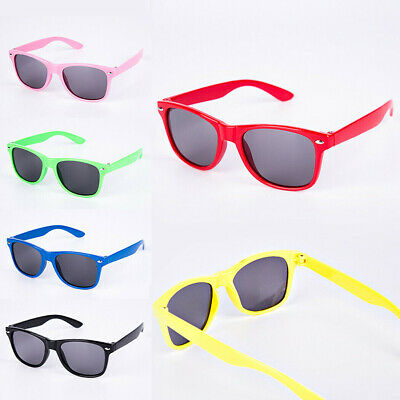 Children's Boys Girls Kids Sunglasses Shades Bright Lenses UV400 Protection