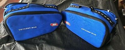 Pair Of Givi voyager Bag panniers