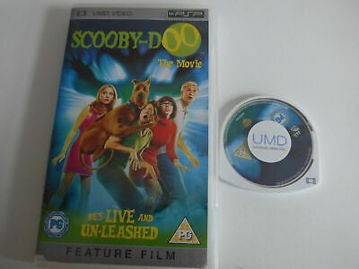 Scooby Doo The Movie Sony PSP ( UMD Video )