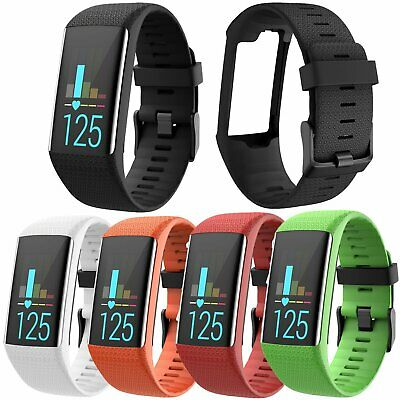 Silicone Watch Band Wrist Strap Bracelet for Polar A360 A370 GPS Running Watch