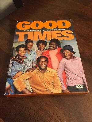 Good Times The Complete First Season Dvd