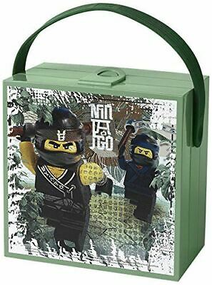 LEGO Lunch Box with Handle/Portable School Childrens