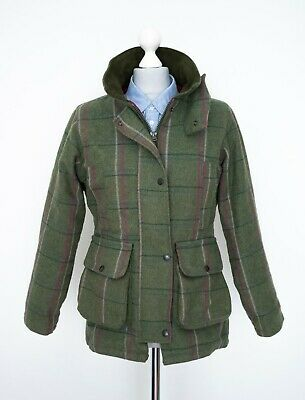 9a48dfb09f9ba WOMEN'S HUNTING SHOOTING Country Tweed Jacket Size 10 By Royal ...