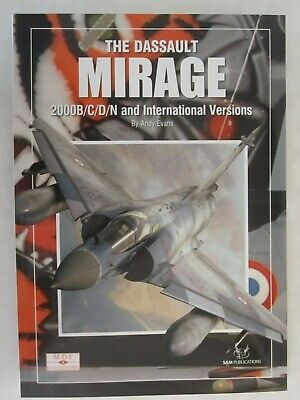 The Dassault Mirage (2000B/C/D/N and International Versions) MDF Scaled Down