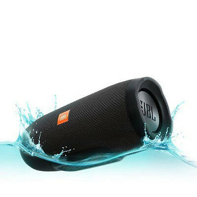 JBL Charge 3 - Bluetooth Portable Speaker (Black) - *DEFECTIVE*