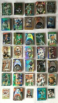 Lot of 32 NFL Team Sets Total of 442 Cards Individually Listed in Description