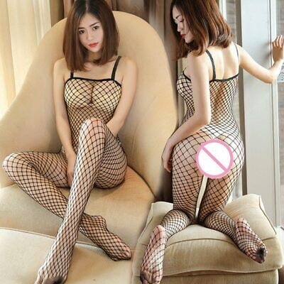 Porno Lenceria Sex Costumes Sexy Lingerie Hot Mesh Sexy Baby-doll Sleepwear Plus