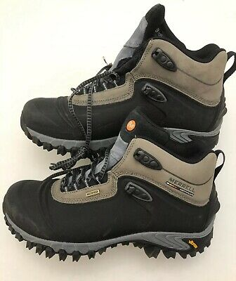 8bc84b9a MERRELL MEN'S THERMO Adventure Ice+ 6IN Waterproof Boot SZ 9.5 ...