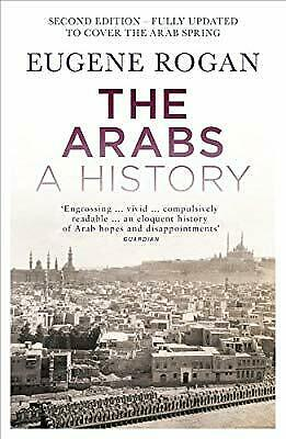 The Arabs: A History, Rogan, Eugene, Used; Acceptable Book